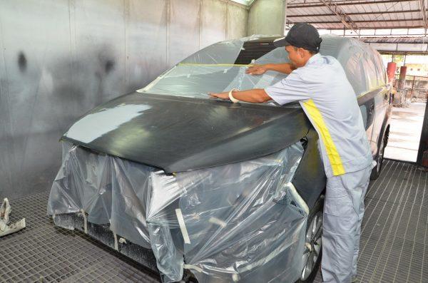 Bengkel Body Repair & Service Setya Jaya Motor
