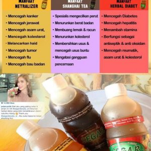 Minuman Herbal Segar Dewata
